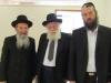 הרב לוין, רבה של ארגנטינה בסיור ב'אחיה'